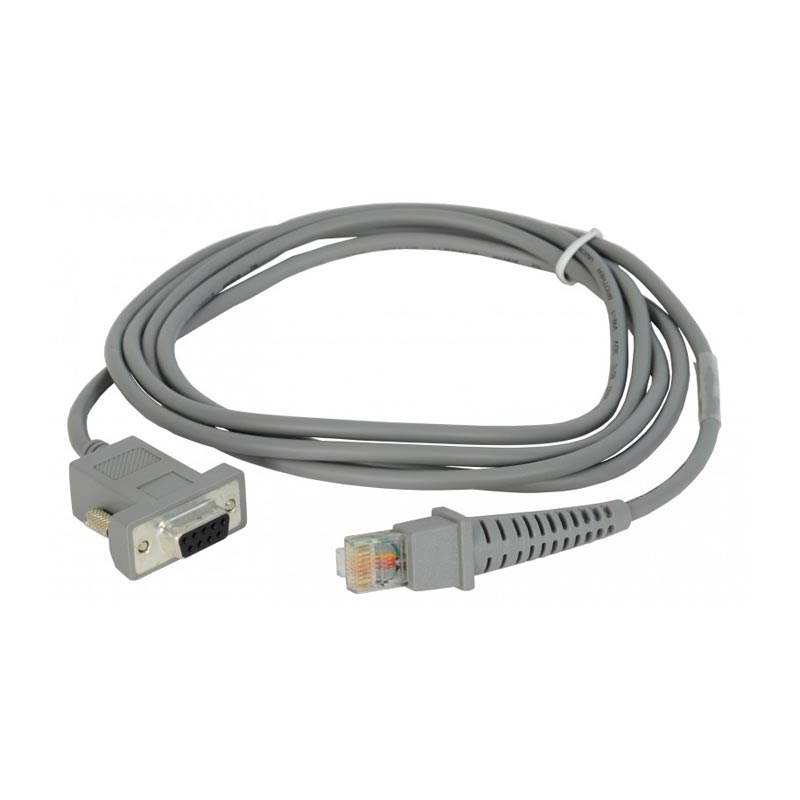 Cable de Transferencia de Datos Datalogic 90A051230 - RS232 - 9 Pines - Hembra