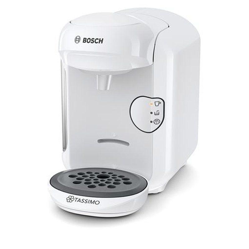 Cafetera Multibebida BOSCH TASSIMO Vivy 2 Blanca • 1.300W • Depósito 0.7 Litros