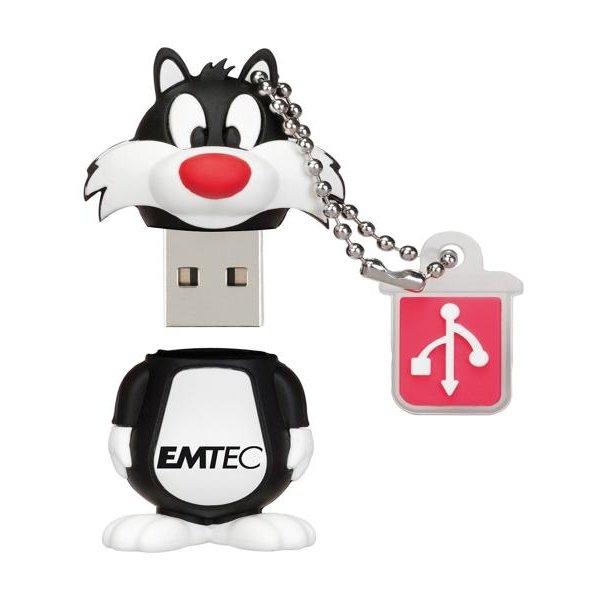 MP3 EmTEC Silvestre 8GB - USB 2.0 - MP3, WMA, WAV - Altavoz Integrado - Batería de Litio Recargable USB - Estuche + Auriculares