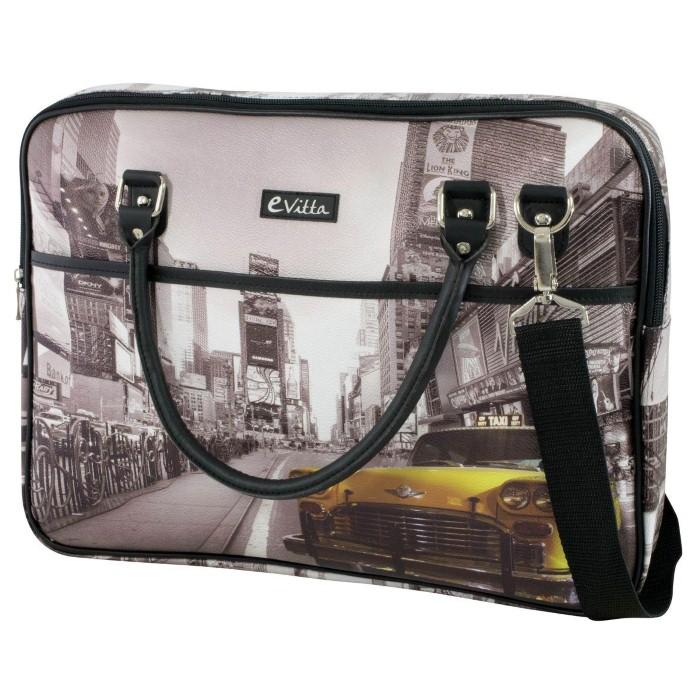 """Maletín Para Portátiles Hasta 16"""" Laptop Bag 16 Trendy NY TAXI"""