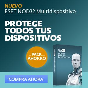 Renovación Nod32 Multidispositivo • 3 Licencias ESET Smart Security + 3 Licencias ESET Mobile Security • 1 Año